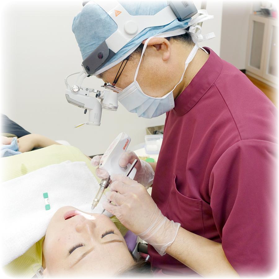 マエバ歯科では無痛治療を行っております!